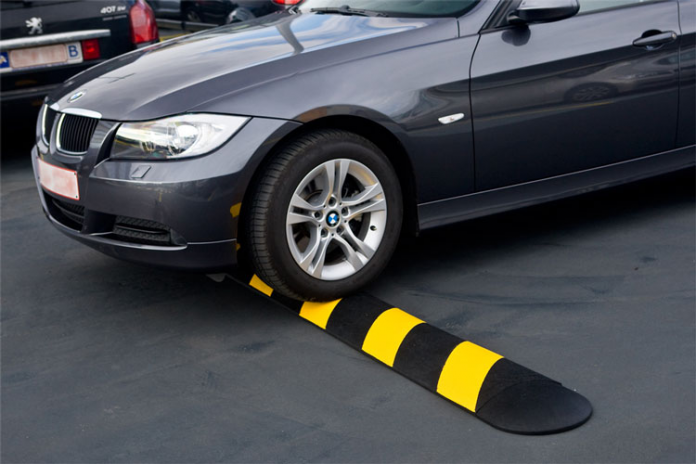 cable speed bump