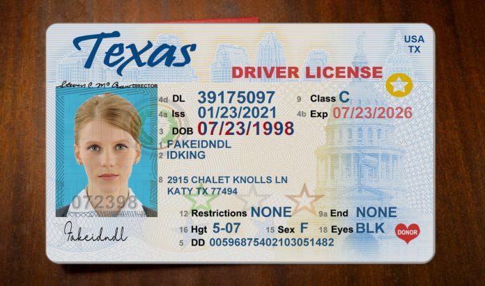 Fake Driver License Online